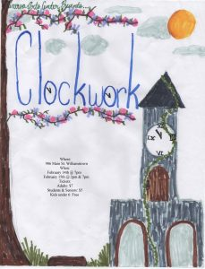 Winter Production: Clockwork